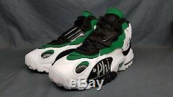 Nike Men's Air Max Speed Turf Sneakers Philadelphia Eagles White Size 8 NEW