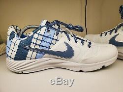 Nike Men's Alpha Huarache Elite 2 Father's Day Turf Shoes AV2472-105 Size 10.5