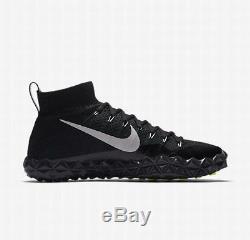 Nike Men's Alpha Sensory Turf Shoes Sz. 12 NEW 854312 001