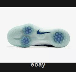 Nike Men's Size 10 Blue Force Zoom Trout 6 Turf AT3463-400 Baseball Turf Shoe