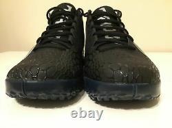 Nike Men's Size 13 Force Zoom Trout 5 Turf Shoes Black BQ5556-001 US Shoes