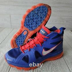 Nike Mens Air Griffey Fury 487664-400 Royal Blue Baseball Turf Shoes Size 10.5