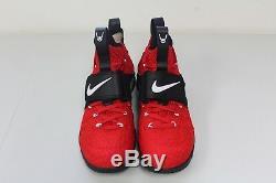 Nike Mens Lebron XV Prime Red Diamond Turf DS AO9144-600 Size 9