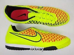 Nike Mens Rare Magista Onda TF 651549 770 Yellow Turf Soccer Shoes Size 10.5