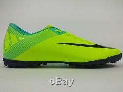 Nike Mens Rare Mercurial Victory II Turf Soccer Shoes Cleats 441994-754 Size 8