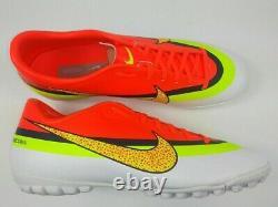 Nike Mens Rare Mercurial Victory IV CR TF Men's Turf Soccer Shoes 580471-174
