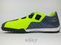 Nike Mens Rare T90 Shoot III Turf Soccer Shoes 386471-470 Gray US Size 9.5