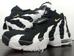 Nike Mens Size 11 Air Diamond Turf Dt Max 96 Deion Sanders Shoes Sz11 316408 003