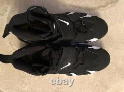 Nike Mens Size 13 Diamond Turf DT Max 96 Deion Sanders Shoes Deadstock