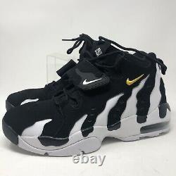 Nike Mens Size 9.5 Air Diamond Turf Dt Max 96 Deion Sanders Shoes 316408 003