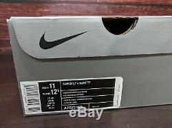 Nike Mercurial SuperflyX 6 Elite TF Turf soccer shoes (AJ3572-009) Men's 11