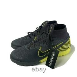 Nike Mercurial Superfly 6 Elite Tf Turf Soccer Shoes Size 8 USA America Mexico