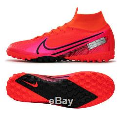 Nike Mercurial Superfly 7 Elite TF (AT7981-606) Soccer Shoes Futsal Turf Boots