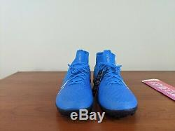Nike Mercurial Superfly 7 Elite TF Men's Turf Soccer Shoes AT7981-414 Size 10.5