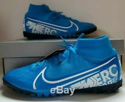Nike Mercurial Superfly 7 Elite TF Men's Turf Soccer Shoes Sz 11 NEW AT7981-414
