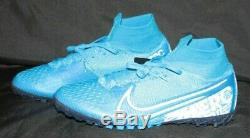 Nike Mercurial Superfly 7 Elite TF Turf Soccer Shoes Men's Size 8 AT7981-414