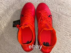 Nike Mercurial Superfly VII 7 Elite TF Turf Soccer Shoes, Size 11.5, Proximo
