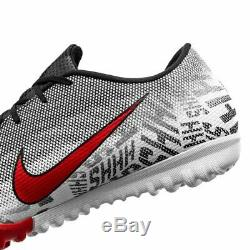 Nike Mercurial VaporX Aca XII Neymar NJR TF Turf 2019 Silencio Soccer Shoes