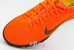Nike Mercurial Vapor X 12 Pro TF (AH7388-810) Soccer Shoes Futsal Turf Boots