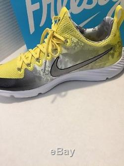Nike Oregon Ducks Doernbecher Stomp Cancer Vapor Speed Turf DB Mens Size 11.5