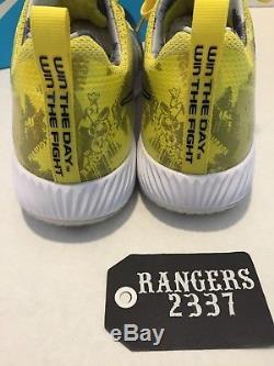 Nike Oregon Ducks Doernbecher Stomp Cancer Vapor Speed Turf DB Mens Size 12