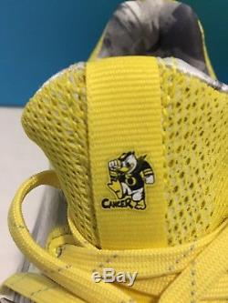 Nike Oregon Ducks Doernbecher Stomp Cancer Vapor Speed Turf DB Mens Sz 8.5 NoLid