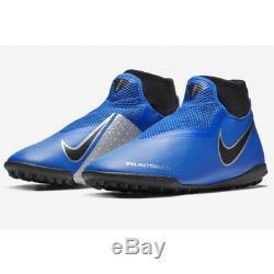Nike Phantom VSN Vision Aca DF Turf TF 2018 Soccer Shoes Cleats Deep Royal