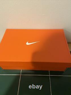 Nike React Gato Indoor Soccer Turf Shoes Mens Size 10 Womens 11.5 Black Orange
