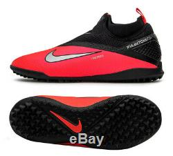 Nike React Phantom VSN 2 PRO DF TF (CD4174606) Soccer Shoes Football Turf Boots