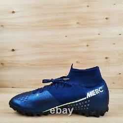 Nike Superfly 7 Elite Mds Tf Indoor Soccer Shoes Bq5471-401 Men's Sz 9.5