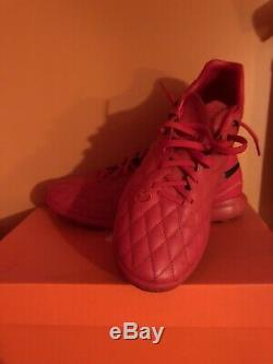 Nike TiempoX Finale 10R TURF TF Ronaldinho Mens Size 9 University Red