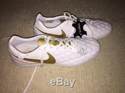 Nike TiempoX Finale TF Turf R10 Ronaldinho Soccer Shoes, Size 12, Proximo