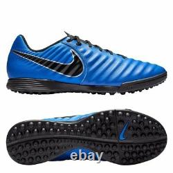 Nike Tiempo Legend VII Academy Turf TF 2018 Soccer Shoes Deep Royal