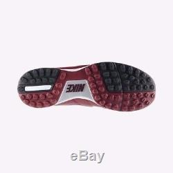 Nike Tiempo Mystic III TF 366183 606 Turf Soccer Shoes Burgundy