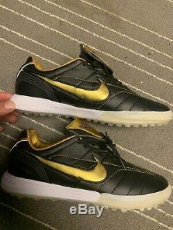 Nike Tiempo Turf Soccer Futbol Shoes Ronaldinho Size 8 Super Rare