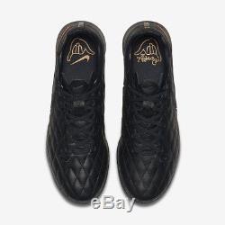 Nike Tiempo X Finale 10R Ronaldinho Turf Soccer Shoes Size 10