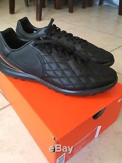 fecd6603d8c Nike Tiempo X Finale 10R TF Size 10 Soccer Shoes Ronaldinho Turf