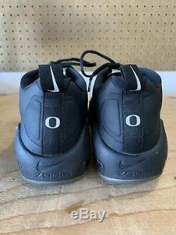 Nike Trout 4 Oregon Ducks Turf Trainer Shoes Men's 11.5 Team Issue Baseball