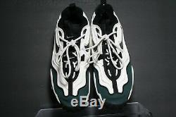 Nike VTG OG 1997 Football Turf Shoes Multi Green Black Men 10.5 NFL Athletic