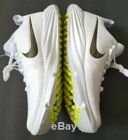 Nike Vapor Mens Speed Turf Trainer Superbowl LII White 833408-112 Size 8 NEW