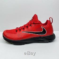 Nike Vapor Speed Ohio State Buckeyes Turf Shoe Size 14 University Red 924776-601
