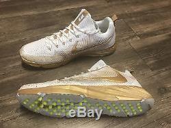 Nike Vapor Speed Turf Football Cleats Size 14 NFL Probowl Limited KC Chiefs NEW