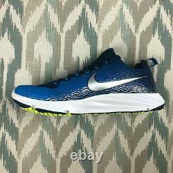 Nike Vapor Speed Turf Men's Training Athletic Shoes Midnight Navy Blue Size 11