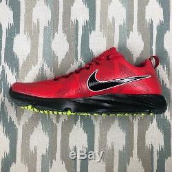 Nike Vapor Speed Turf Ohio State Buckeyes Men's Training Shoes Size 9 /10.5 / 12