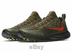 Nike Vapor Speed Turf Trainer 8 Florida Gators 924775 280 Football Swamp Green