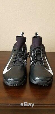 Nike Vapor Untouchable Speed Turf 2 Football LAX Shoe AO8744-010 Mens Sz. 13