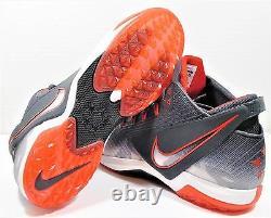 Nike Zoom Field General 2 Trainer Ohio State Turf Shoe Sz 12 NEW 654859 061 RARE