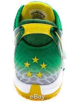 Nike Zoom Field = Size 12 = General Oregon Ducks Turf Men's Shoes 654859-371