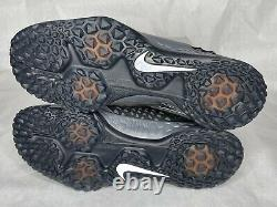 Nike Zoom Force Mike Trout 6 Turf Training Shoes Sz 13 Black AT3463-004 Baseball
