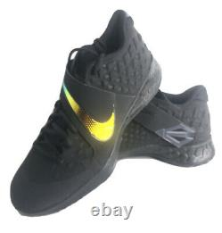 Nike Zoom Force Trout 6 Size 11 Mens Baseball Turf Shoes Black Gold AT3463-006
